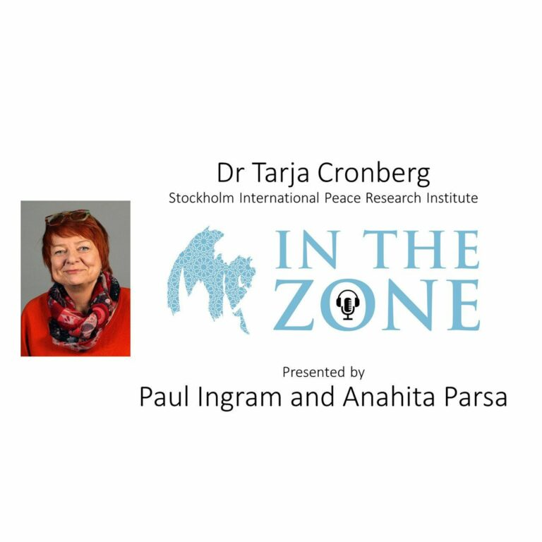 Ep. 2 – Interview with Dr Tarja Cronberg
