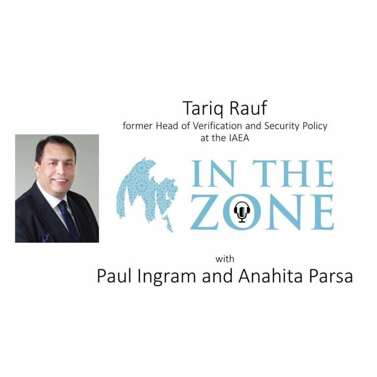 Ep. 3 – Interview with Tariq Rauf