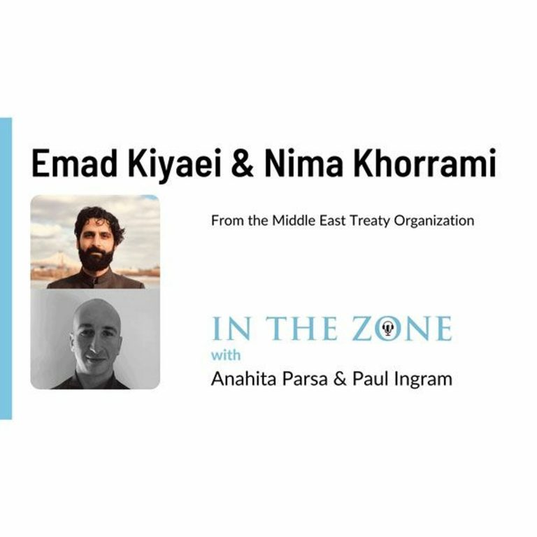 Ep. 12 – Iranian election special edition